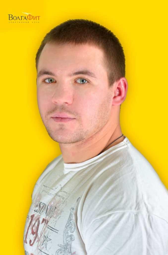 Тренер занятия по боксу Политов Владимир