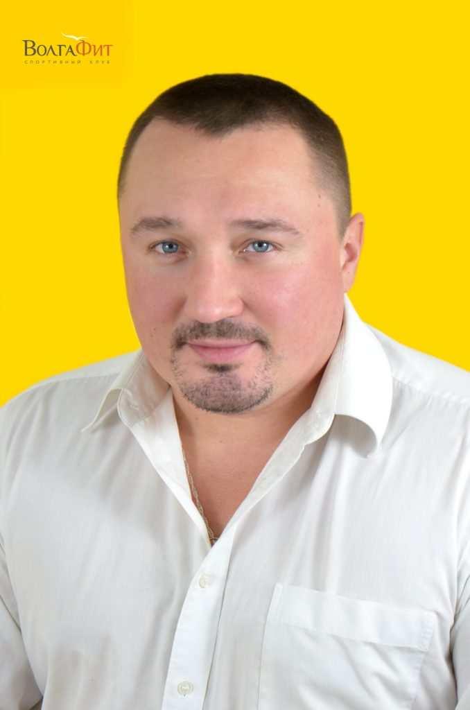 Тренер по боксу Шульженко Максим