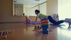 Фитнес занятия