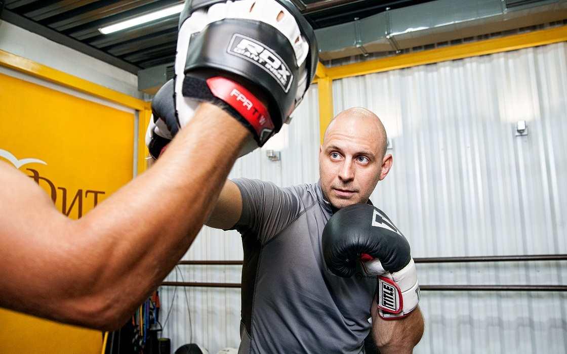 Индивидуальные занятия боксом в ВолгаФит