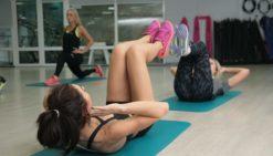 Групповые занятия для девушек в ВолгаФит